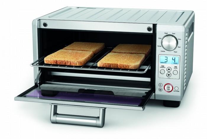 金盒头条:Breville BREBOV450XL 迷你不锈钢智能烤箱6折 138加元包邮!
