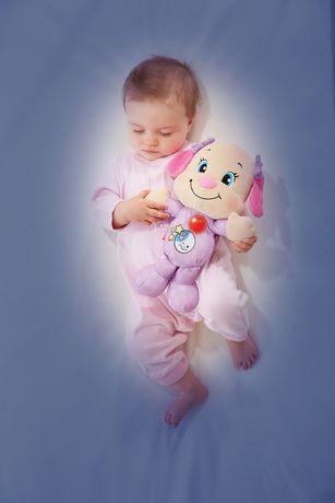 Laugh & Learn Nighttime Sis Baby Toy夜间姐姐伴睡玩具特价15元,原价22.95元