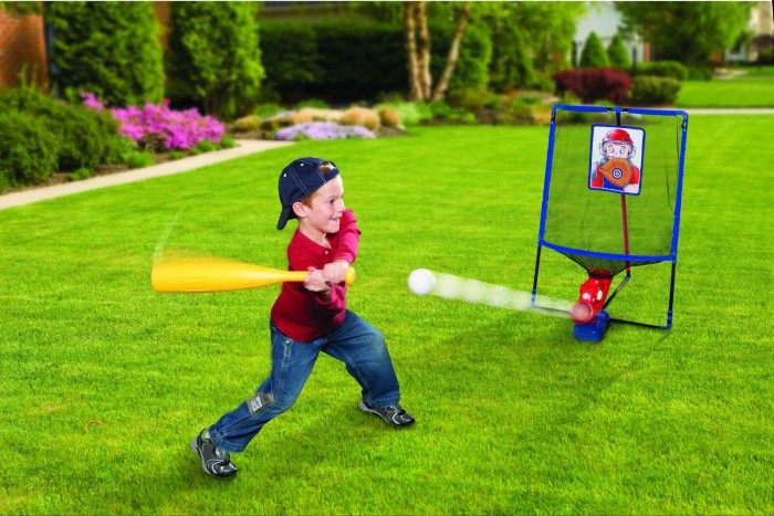 Little Tikes 3-in-1 Baseball Trainer 迷你3合1棒球训练特价34元,原价69.93元