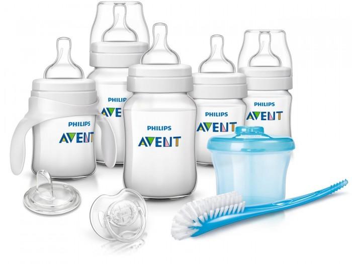 Philips AVENT 飞利浦新生儿奶瓶套装(不含BPA)29.99元,原价39.99元,包邮