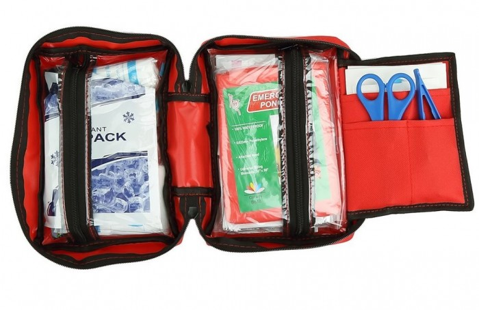 SadoMedcare V90经典完整的急救包-药箱-旅游应急包特价24.99元,原价59.99元