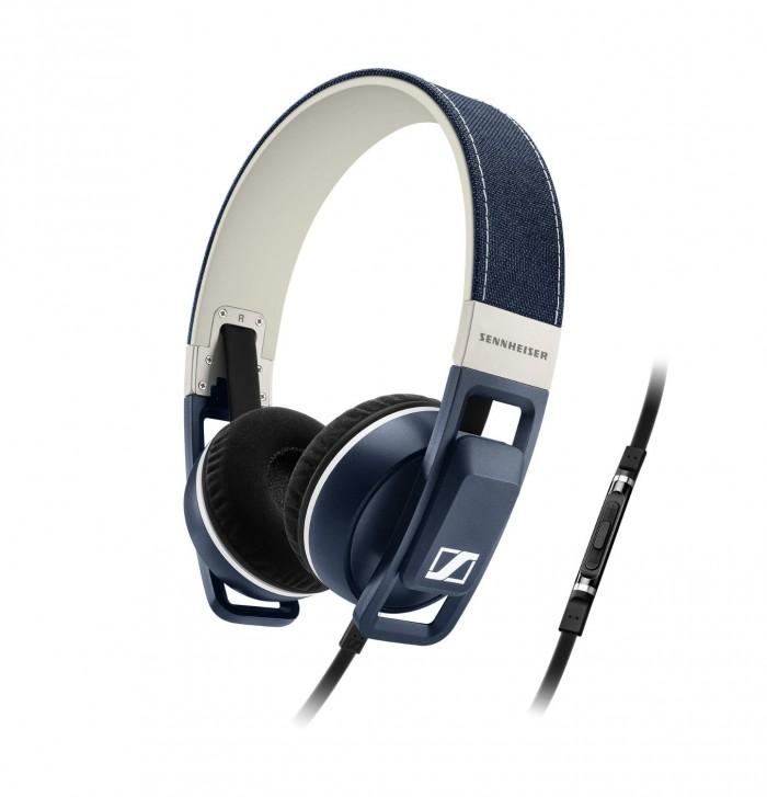 Sennheiser Urbanite Denim 森海塞尔头戴式耳机 119.99元,原价 219.99元,包邮