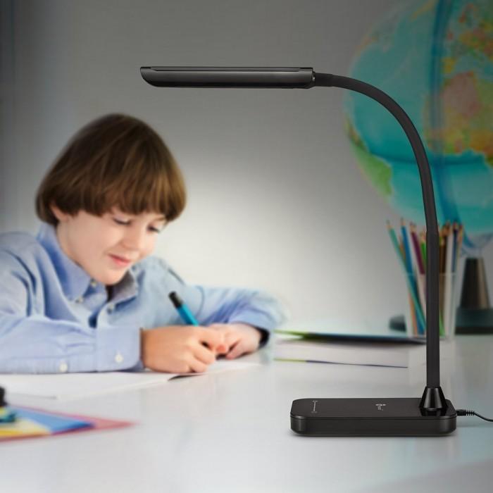 历史新低!TaoTronics 7W LED护眼台灯 19.99加元,原价 69.99加元