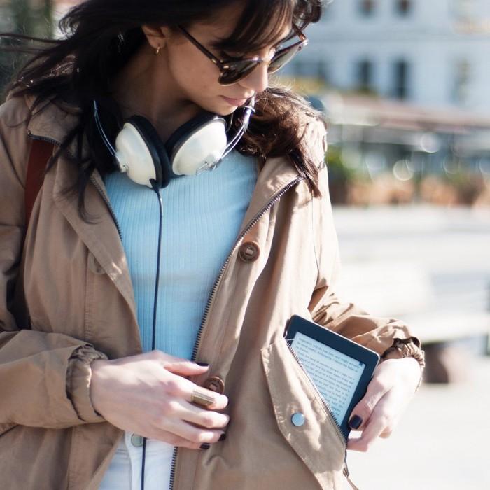 不伤眼看书神器,学生会员专享折扣!Kindle 6寸 Paperwhite 高分辨率带背光电子书阅读器立减40元,仅售99.99元包邮!