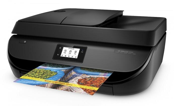 HP惠普Officejet 4650无线喷墨多功能打印机特价69.99元,原价129.99元,包邮