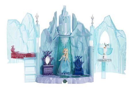 Disney Frozen 冰雪奇缘Elsa城堡玩具特价25元,原价49.97元