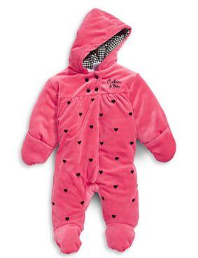 The Bay 官网促销,多款Calvin Klein 多款儿童婴儿服饰3折优惠,最低9元起特卖!