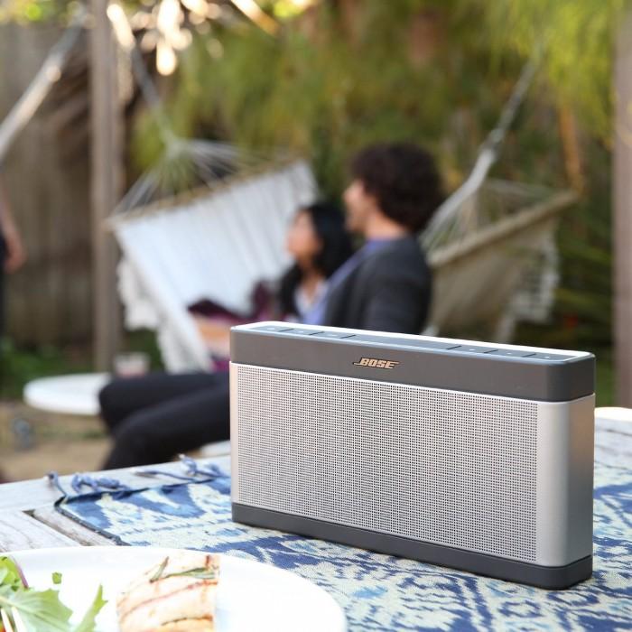 Bose SoundLink 蓝牙无线音箱 III 特价287元,原价319元,包邮