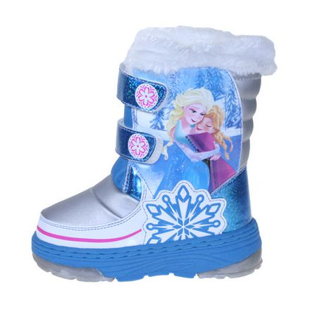 Disney Frozen 冰雪奇缘女童雪地靴清仓特卖15-19元,原价49.94元