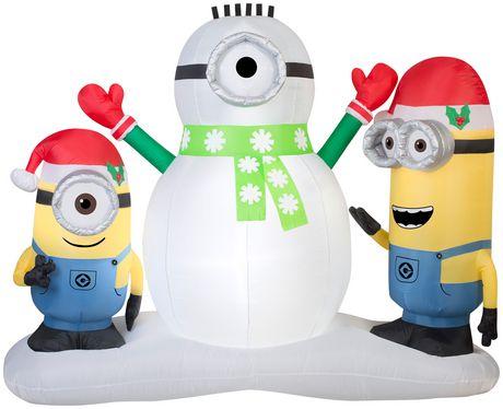 Walmart多款圣诞充气摆饰2.5折,巧克力5折清仓!
