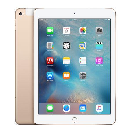 iPad Air 2 16GB with Wi-Fi + Cellular 9.7寸金色版平板电脑半价清仓