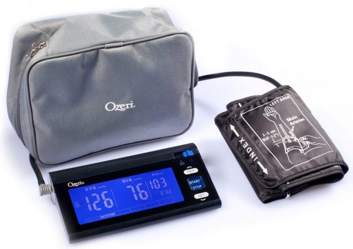 评价超好超便宜,送礼佳选,比美国节礼日还便宜32元!Ozeri CardioTech BP3T 上臂式电子血压计 历史最低价2.5折19.95元限时特卖!