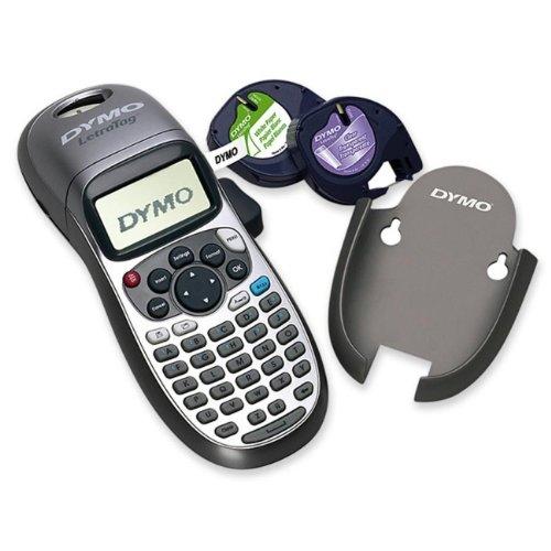 DYMO 达美 LetraTag Plus LT-100H 手持式标签打印机4.5折 19.96元限时特卖!超值附送两个色带!