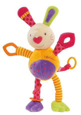 Walmart精选数十款婴幼儿布艺玩偶等5折清仓