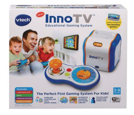 寓教于乐,Vtech InnoTV 学前益智早教游戏机2.5折 20元清仓!