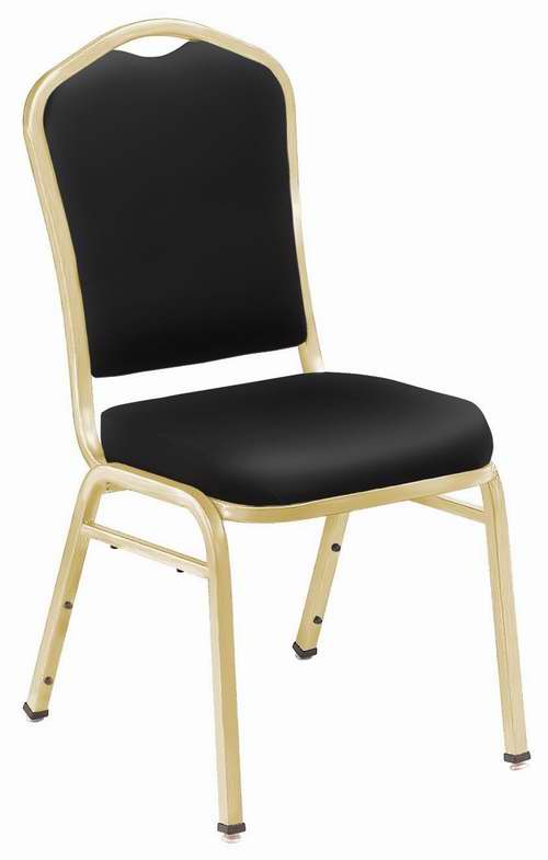 NPS 9310-G 金色钢结构软垫座椅2.7折 22.23元限时特卖!