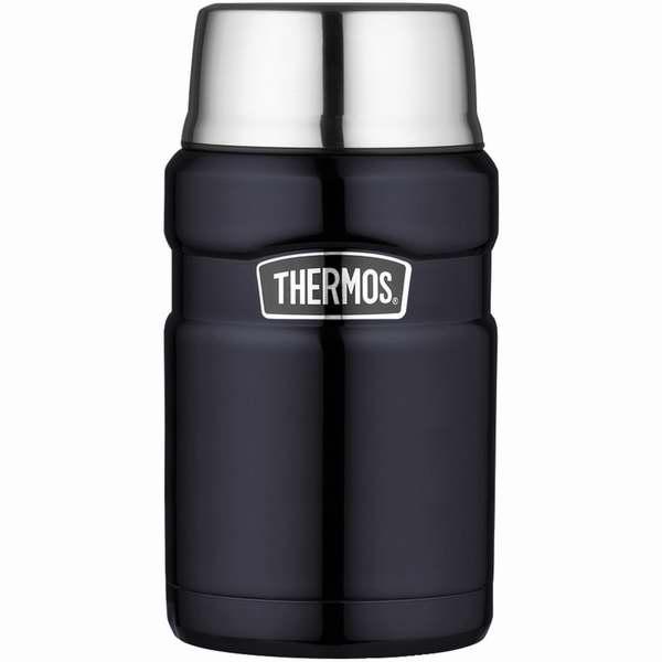 Thermos SK3020MBTRI4  710ml 经典帝王不锈钢系列保温焖烧午餐罐26.99元特卖!