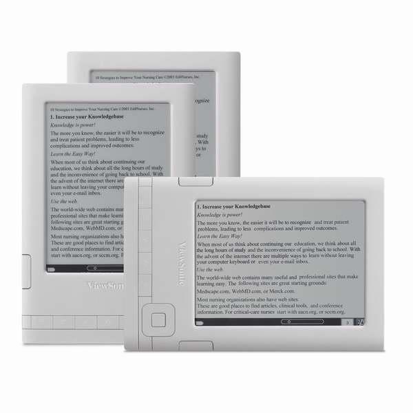 ViewSonic VEB620 6寸屏电子书阅读器1.2折 29.99元限时特卖并包邮!