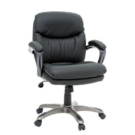 SAUDER DuraPlush Managers Chair 人造革办公椅6折 117元清仓并包邮!