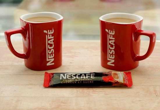 NESCAFÉ雀巢香甜奶油免煮速溶咖啡(90小袋装)4.9折17.82元限时特卖并包邮!