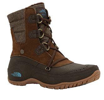 The North Face 雪地靴76.5元特卖,原价169.99元,包邮