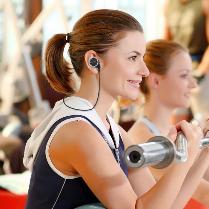 Vtin蓝牙4.1无线运动耳机 22.09元限量销售,原价 25.99元,包邮