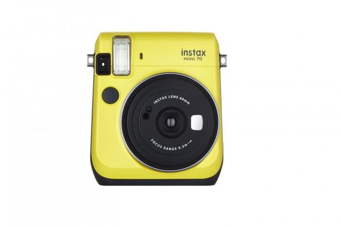 Fujifilm 富士 Instax Mini 70 相机(三种颜色可选)特价134.99元,原价169.99元,包邮