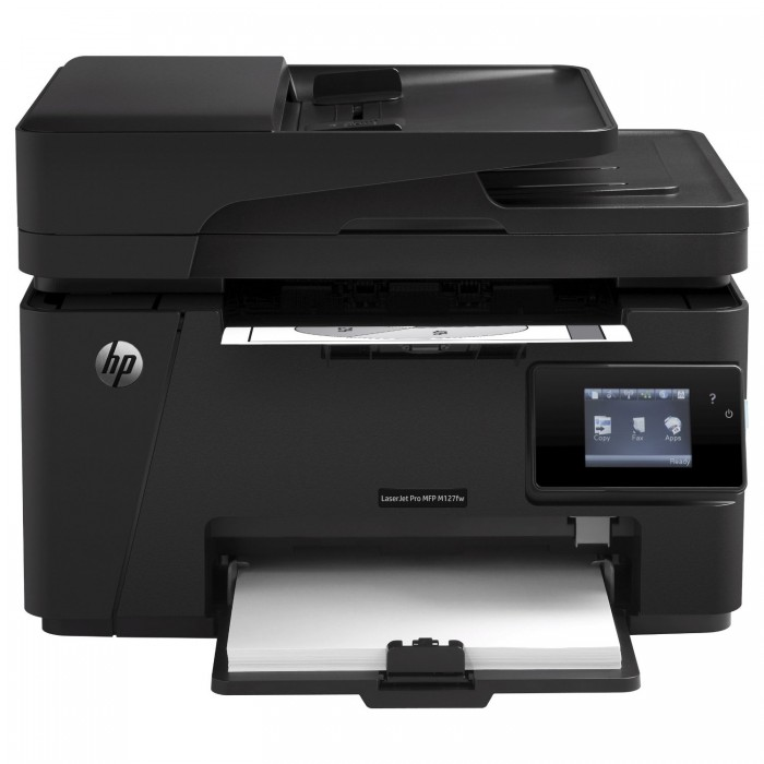 HP Hewlett Packard MFP M127FW 黑白激光多功能打印机特价139.99元,原价259.99元,包邮