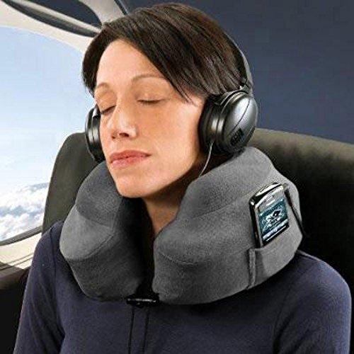 历史新低!Cabeau EP0098 减震太空记忆枕/护颈枕 23.79元限时特卖!