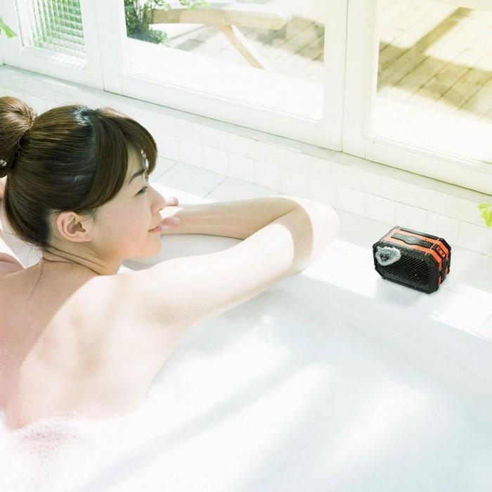Mpow 无线防水蓝牙便携式音箱 34.84元特卖,原价 40.89元,包邮