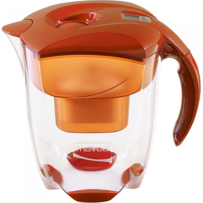MAVEA 1005772 Elemaris XL 9-CupWater 智慧型滤水器特价29.64元,原价44.79元,包邮