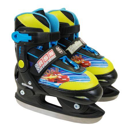 Disney Cars 2合一可调式溜冰鞋特价30元, 原价59.97元
