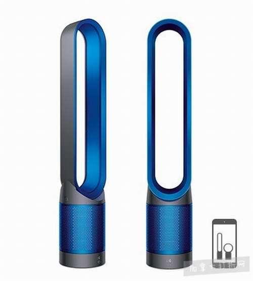 无惧PM2.5,静音运行!Dyson Pure Cool purifier fan 空气净化风扇 限时立省100加元,仅售499.99加元包邮!