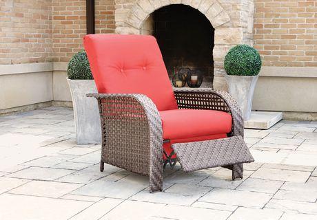 Hometrends Tuscany 红色室外躺椅4.9折 130元清仓并包邮!