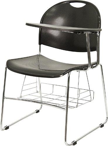 Flash Furniture 培训椅,扶手带小桌2.2折 29.7元限时特卖并包邮!
