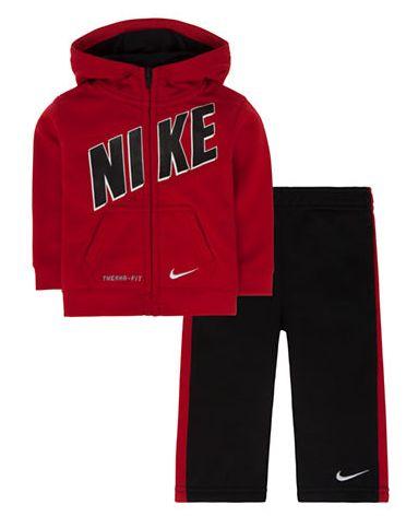 The Bay 精选多款 Nike 耐克 成人儿童服饰、鞋子3折起清仓,额外再打8.5折!