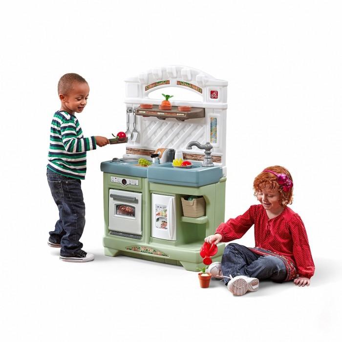 历史新低!Step2 Garden Fresh 儿童厨房玩具套装4.7折 56.55元限时特卖并包邮!