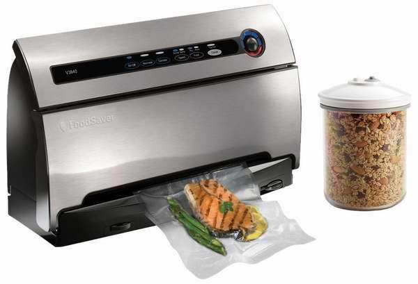 居家必备,延长5倍保鲜期,让食材不再浪费!全球第一品牌 Foodsaver 多款真空食物保鲜机及密封袋5.1折起限时特卖,仅限今日!