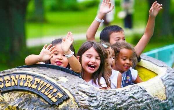 Centreville Amusement Park多伦多湖心岛儿童乐园100元游戏券套餐4折39.5元限时特卖!附游览攻略!