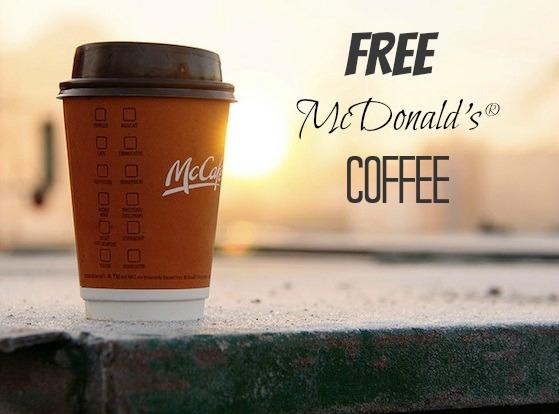 McDonald's 麥當勞 免費供應5天(2月27日-3月3日)小杯優質烘焙熱咖啡!