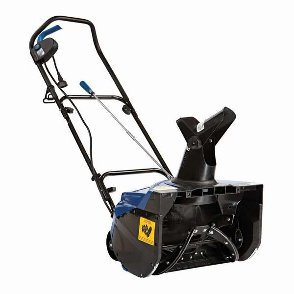 销量冠军!Snow Joe SJ620 13.5安 18英寸电动铲雪机4.7折 150.34加元包邮!雪暴铲雪必备!