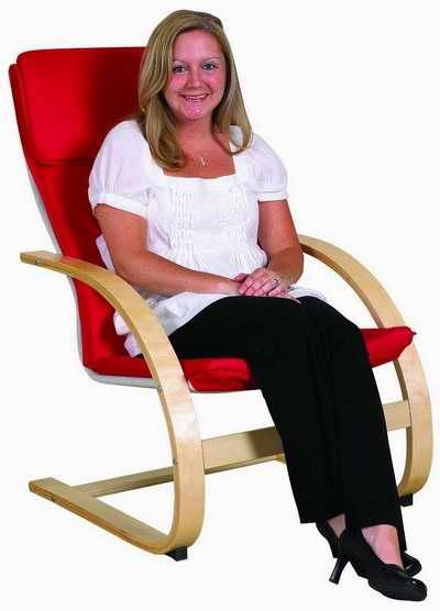 ECR4Kids 成人舒适扶手椅4.7折 58.43元限时特卖并包邮!