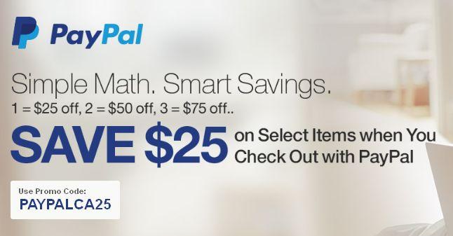PayPal专享!Newegg 7天限时特卖,精选108款笔记本电脑、台式机、家电产品、显示器、硬盘、耳机等特价销售,额外立减25元!