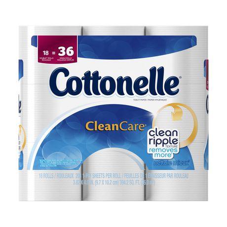 Walmart 多款Cottonelle超软卫生纸全部5折特卖!