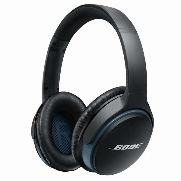 非凡音效,轻巧舒适,体验最纯粹无线音乐!Bose 新一代 SoundLink II 耳罩式蓝牙无线耳机9折 269元限时特卖并包邮!两色可选!