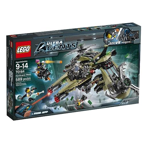 Toys R Us 精选多款Lego玩具3.9折起限时特卖!图示款589pcs仅售24.98元!