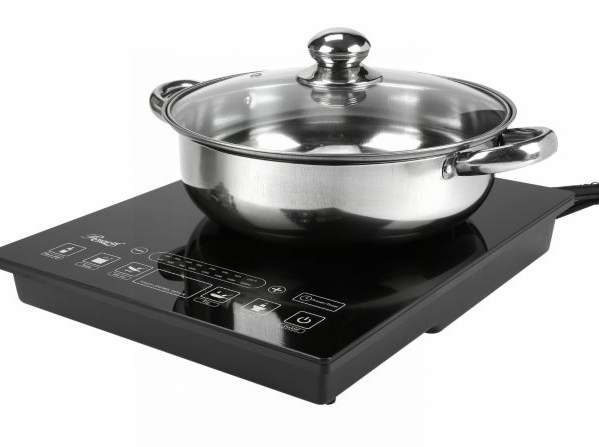 Rosewill RHAI-15001 1800-Watt Induction Cooker Cooktop 1800瓦感应式电磁炉及不锈钢锅套装4.3折 59.99元限时特卖!