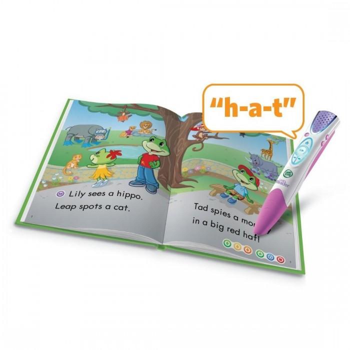 LeapFrog 点读笔早教阅读机特价35.97元,原价59.99元,包邮