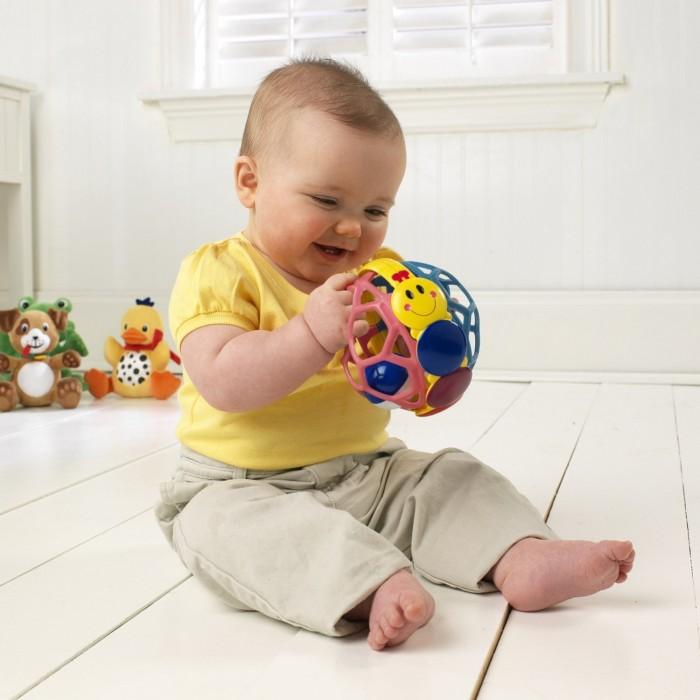 Baby Einstein 柔韧球/手抓球 8.99加元,原价18.99加元