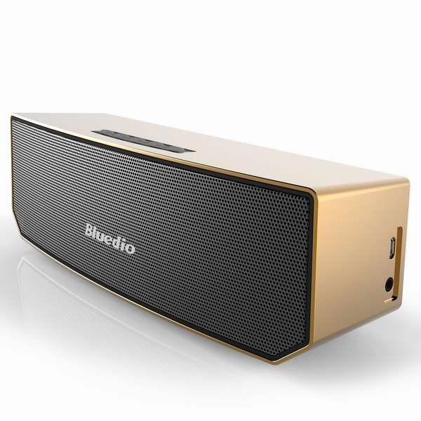 Bluedio 蓝弦 BS-3 无线便携蓝牙音箱 32.99加元特卖!